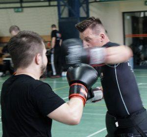 Seminarium Krav Maga Kraków 2019 , prowadzone przez Experta II - Dragan Franjković